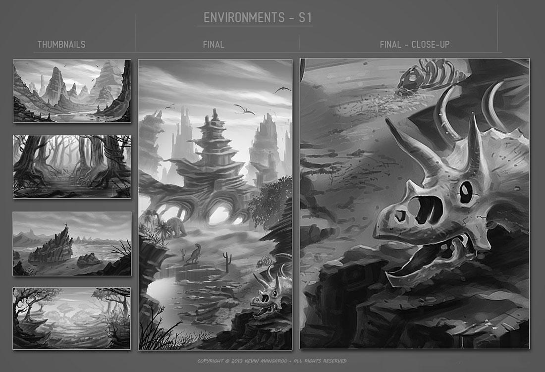 Environment-TriceraropsHead